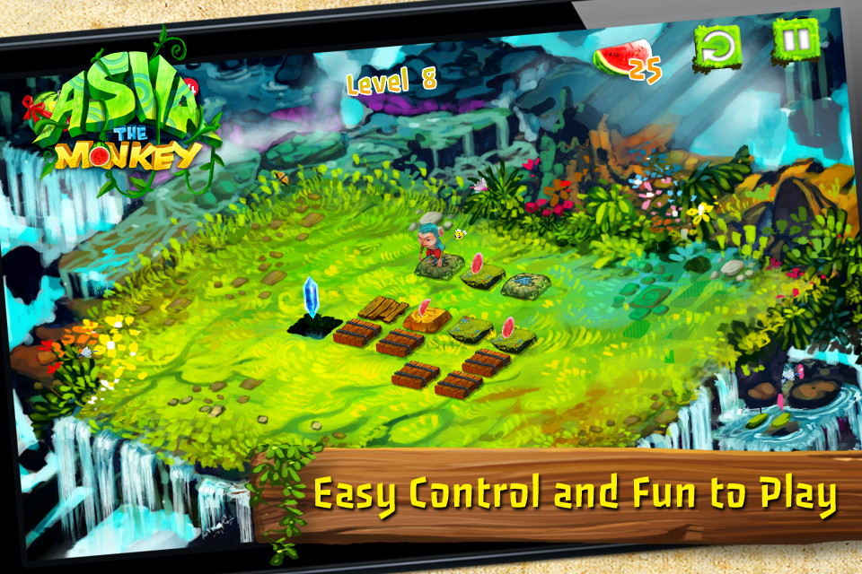 Asva The Monkey HD Screenshot